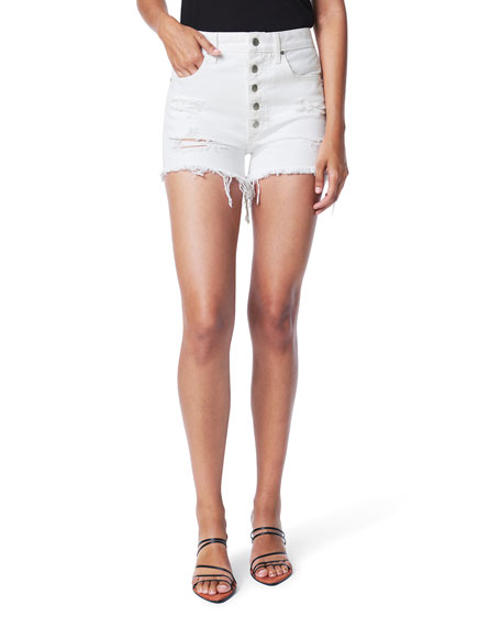 Joe's Jeans The Kinsley Shorts w/ Button Fly