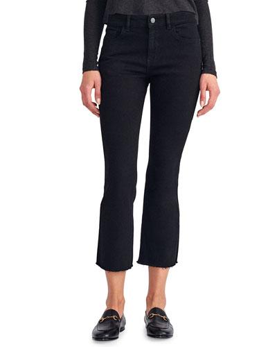 Bridget Crop High-Rise Instasculpt Jeans