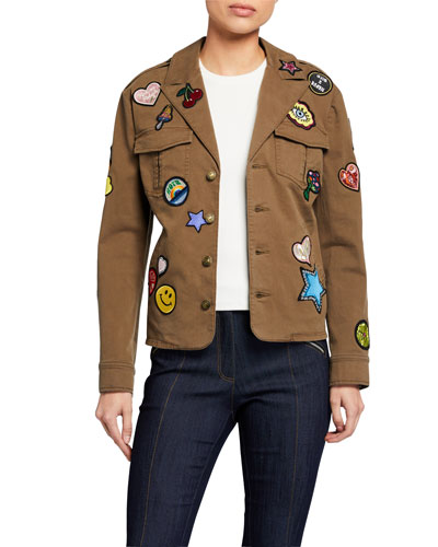 Valley Patches Jacket