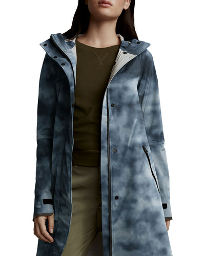 Scotch /& Soda Girls Puffer Jacket with Big Square Quilting and Detachable Hood