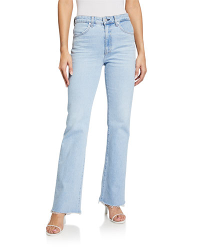 Bliss High-Rise Boot Cut Jeans