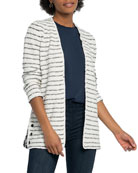 NIC+ZOE Atlas Stripe Jacket