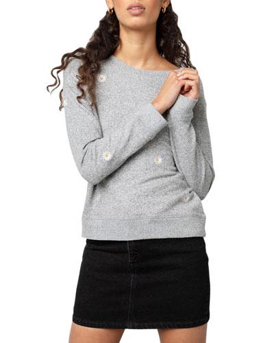 Theo Long-Sleeve Sweatshirt