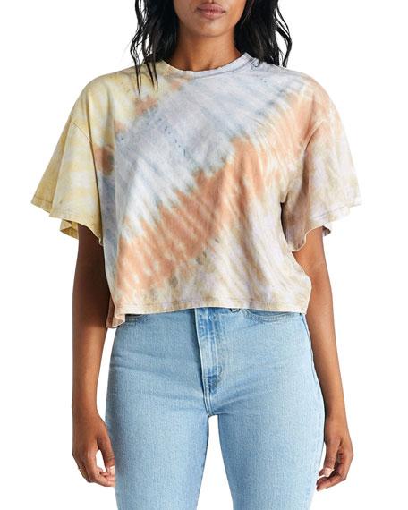 etica Frankie Tie-Dye T-Shirt