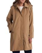 Barbour Millie Long Water-Resistant Jacket