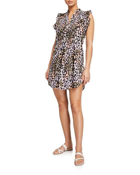 Veronica Beard Marietta Coverup Dress