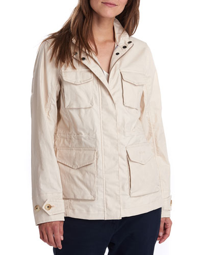 Maclaine Short Casual Jacket