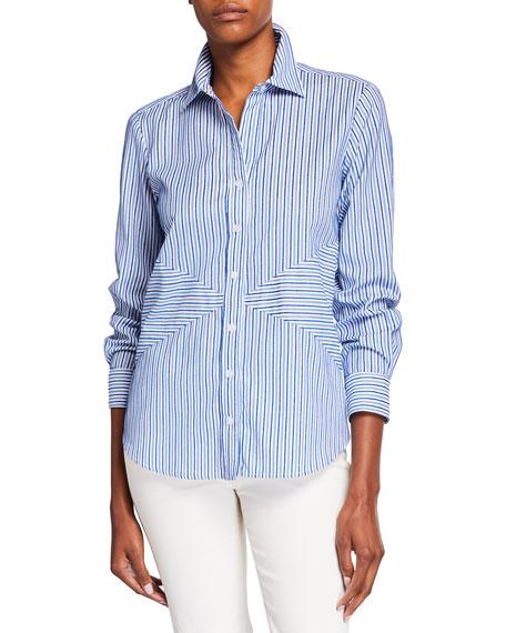 Finley Max Chenille Stripe Shirt