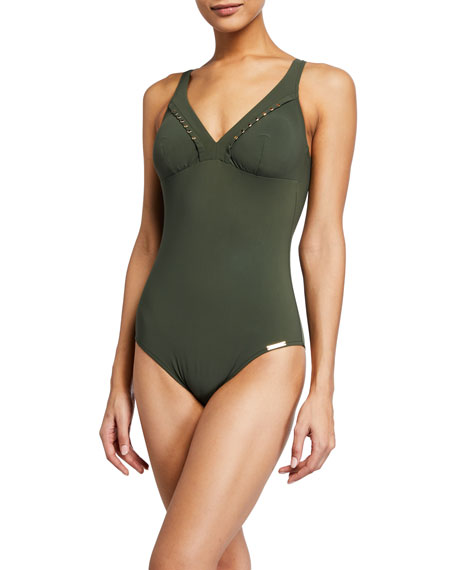 Lise Charmel Eclat Elegance Non-Wire One-Piece Swimsuit