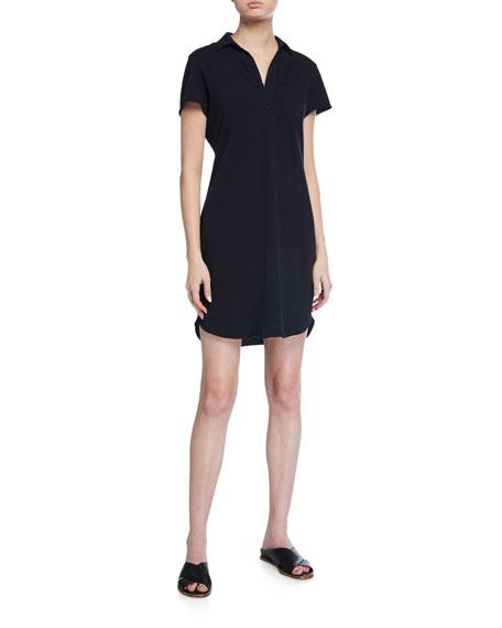 Frank & Eileen Tee Lab Short-Sleeve Polo Dress