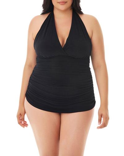 Plus Size Yvonne Swimdress