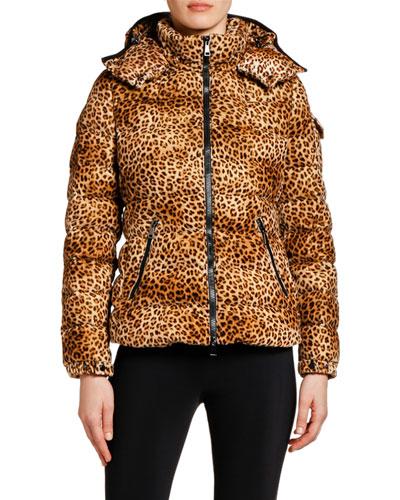 Bady Puffer Jacket w/ Hood
