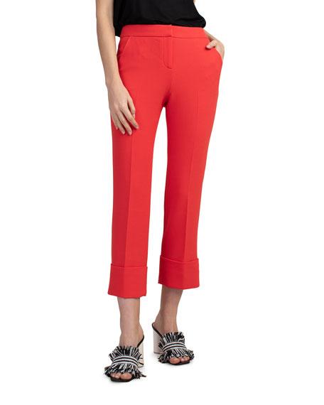 Trina Turk Banshee Cropped Pants