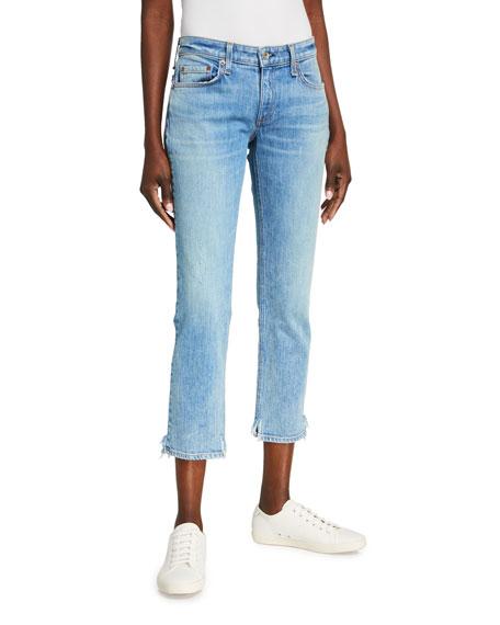 Rag & Bone Dre Low-Rise Slim Boyfriend Jeans