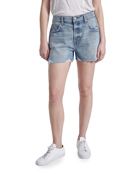 Current/Elliott The Aficionado Denim Shorts