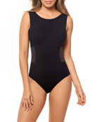 Amoressa by Miraclesuit Mombasa Daphne Scoop-Neck One-Piece