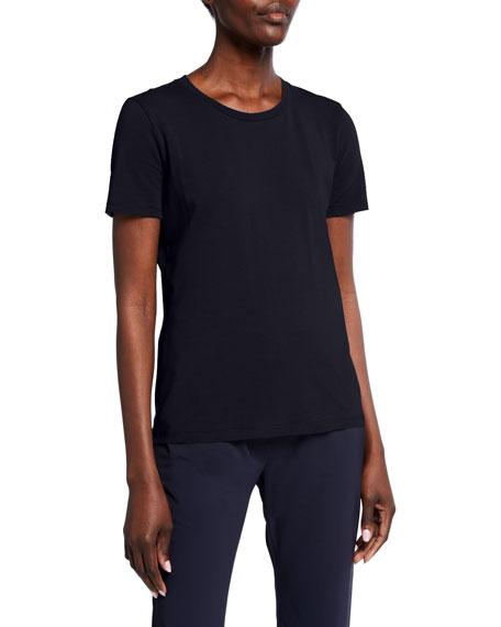 Max Mara Leisure Crewneck Short-Sleeve T-Shirt
