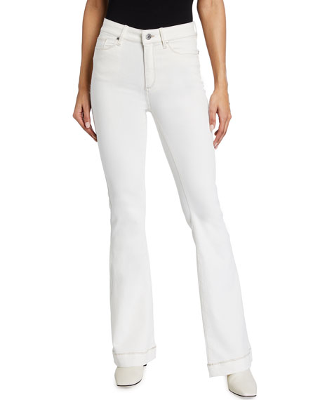 Tomorrow Albert High-Rise Flare Jeans