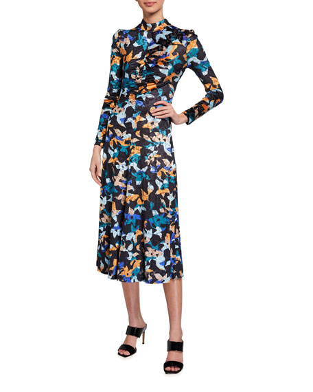 Stine Goya Asher Cocktail Dress