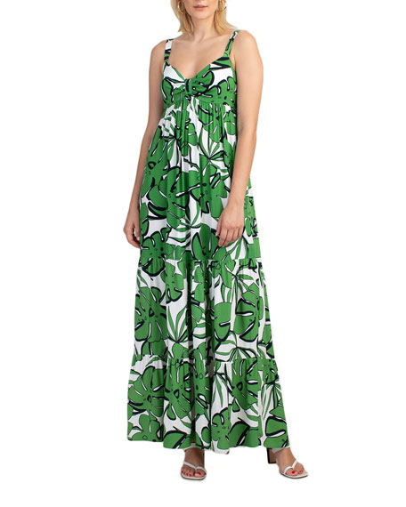 Trina Turk Moonstone Dress