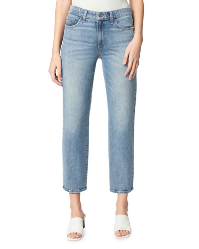 The Scout Straight-Leg Denim Jeans