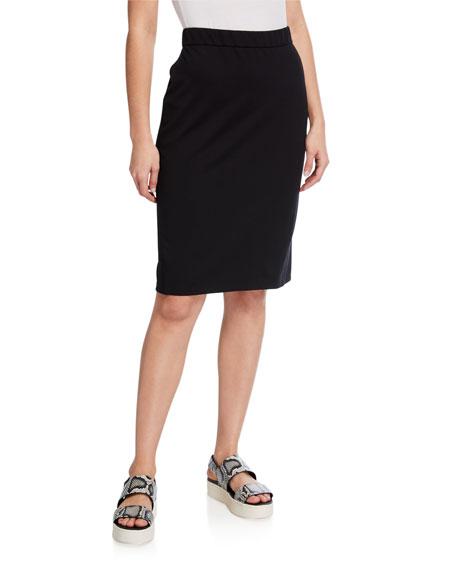 Eileen Fisher Flex Ponte Pencil Skirt
