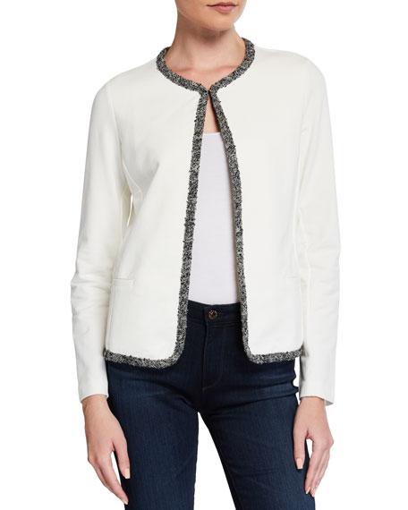 Majestic Filatures Stretch Cotton-Cashmere Jacket