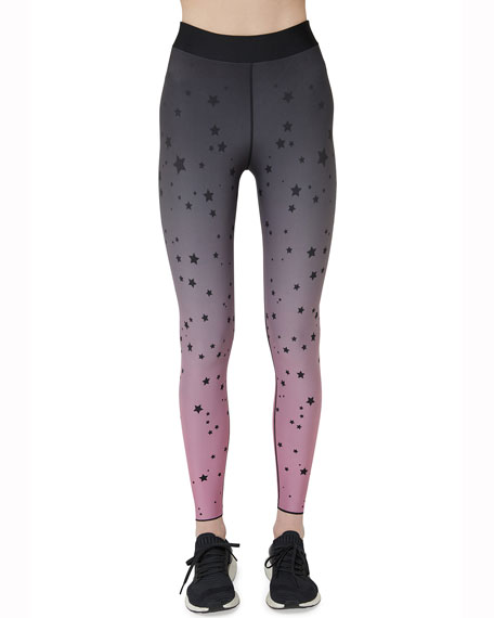 COR designed by Ultracor Galaxy Ombre Active Leggings