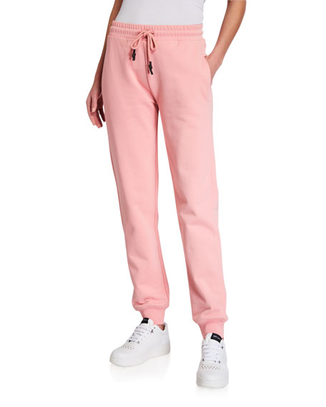 McQ Swallow Drawstring Sweatpants