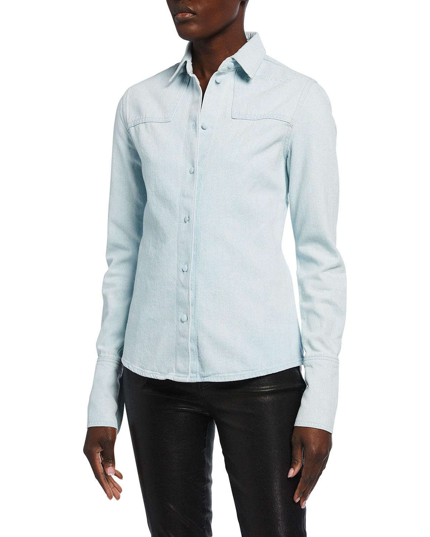 Jockey Redrum Denim Shirt