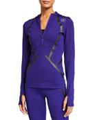 adidas by Stella McCartney Truepurpose Hooded Long-Sleeve