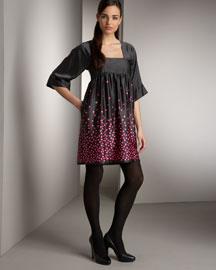 DKNY Falling Hearts Kimono Dress- DKNY- Neiman Marcus from neimanmarcus.com