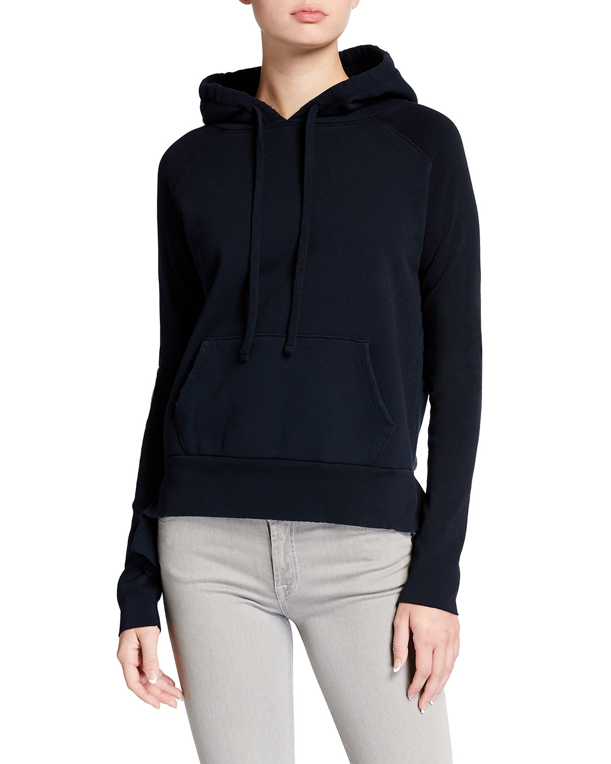 Pullover Cotton Hoodie