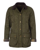 Barbour Beadnell Jacket in Diamond Polarquilt