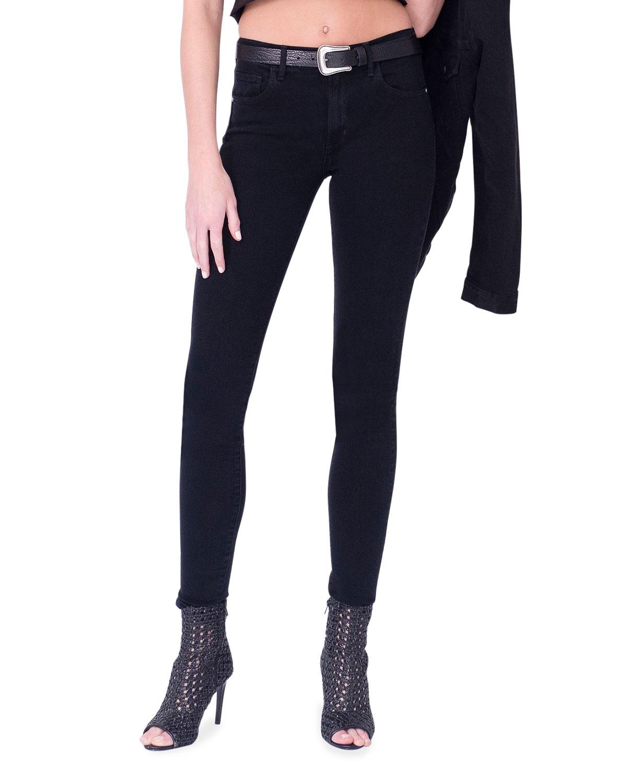 Astrid Mid-Rise Skinny Jeans