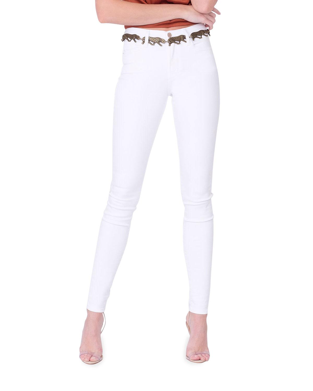 Bonita Mid-Rise Skinny Jeans