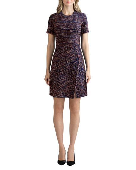 Shoshanna Adalyn Tweed Dress