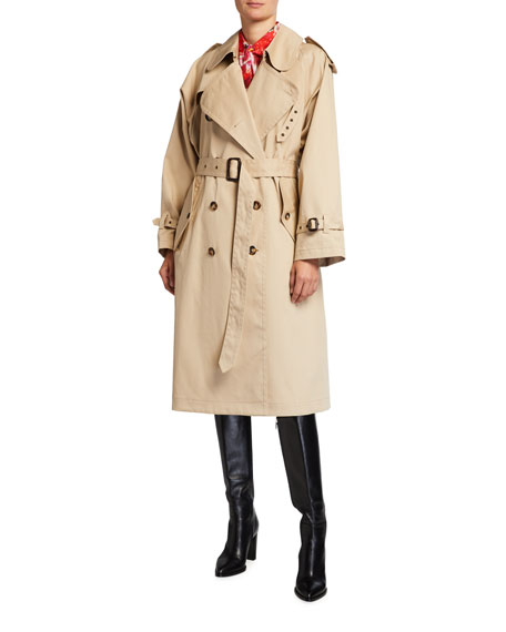 The Marc Jacobs Maisie Cousins x Marc Jacobs The Trench