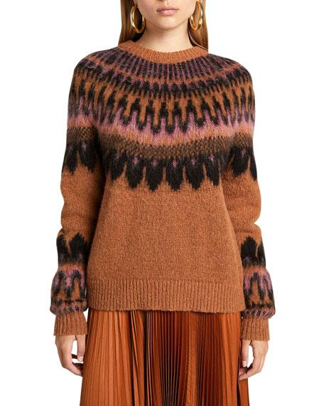 A.L.C. Hollis Alpaca Sweater