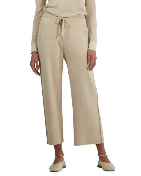 ATM Anthony Thomas Melillo Cotton/Cashmere-Blend Jogger Pants