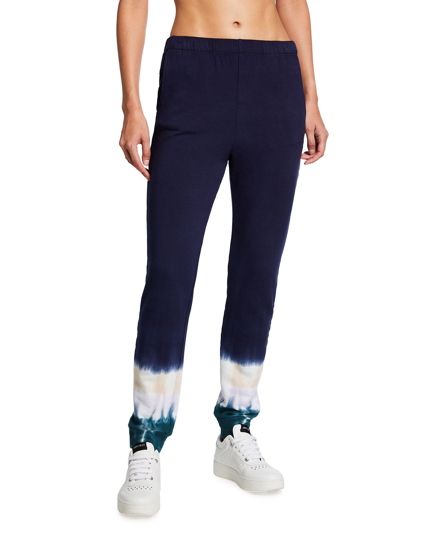 Supersoft Fleece Tie-Dye Jogger Pants
