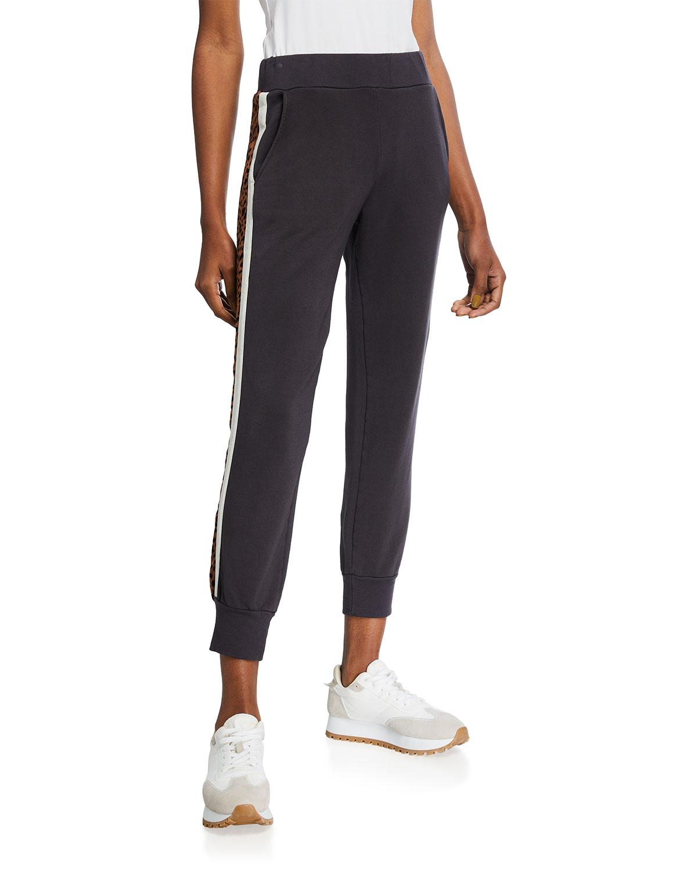 Supersoft Paneled Fleece Sweatpants