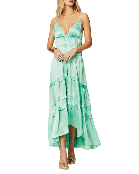 Ramy Brook Willow Two-in-One Maxi Dress