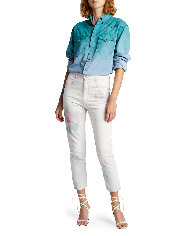 Lanea Tie-Dye Jeans