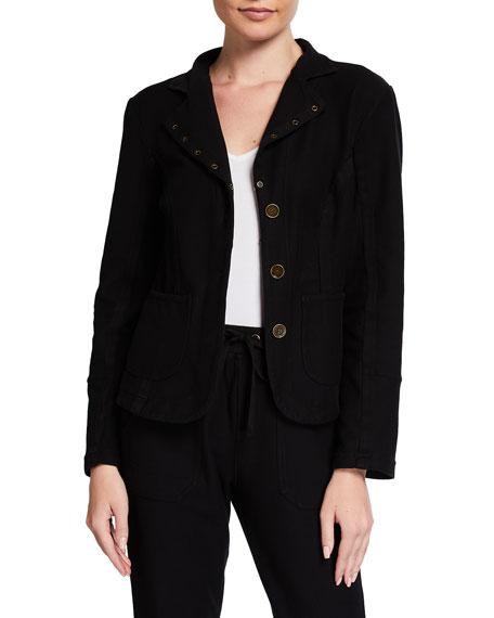 XCVI Olsen Short Twill Jacket