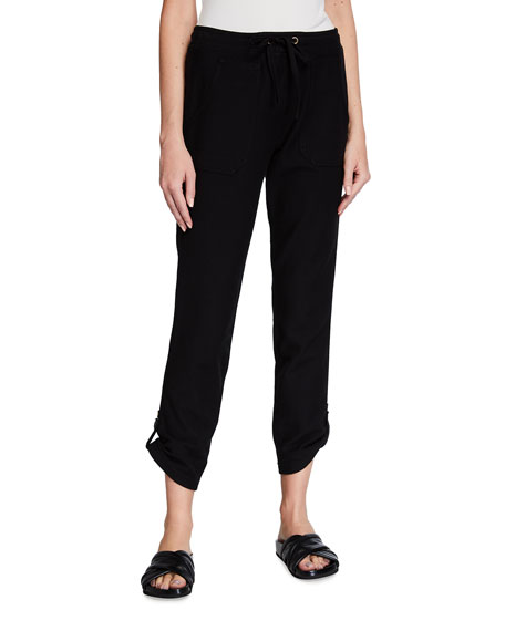 XCVI Sturges Relaxed Drawstring Ankle Pant