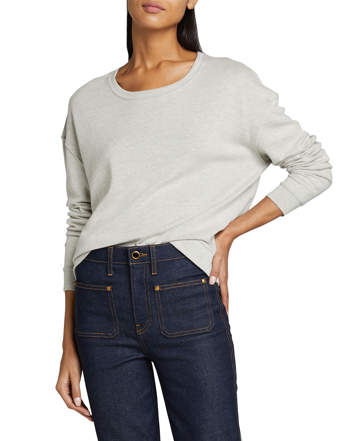 Majestic OVERSIZED PULLOVER SWEATER