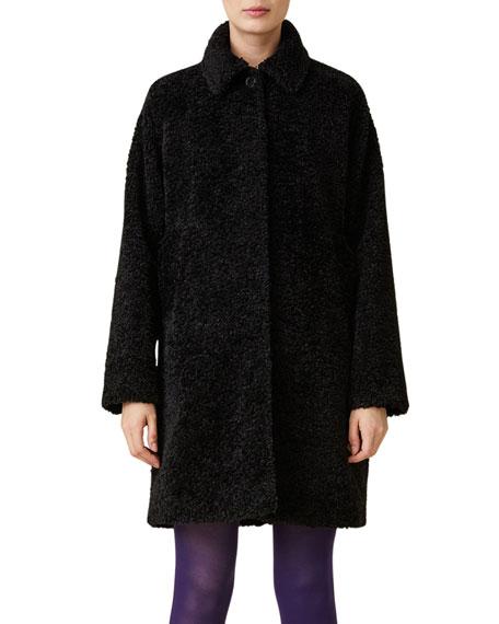 Jane Post Jane Faux-Fur Coat