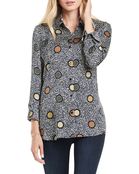 NIC+ZOE Be Jeweled Shirt