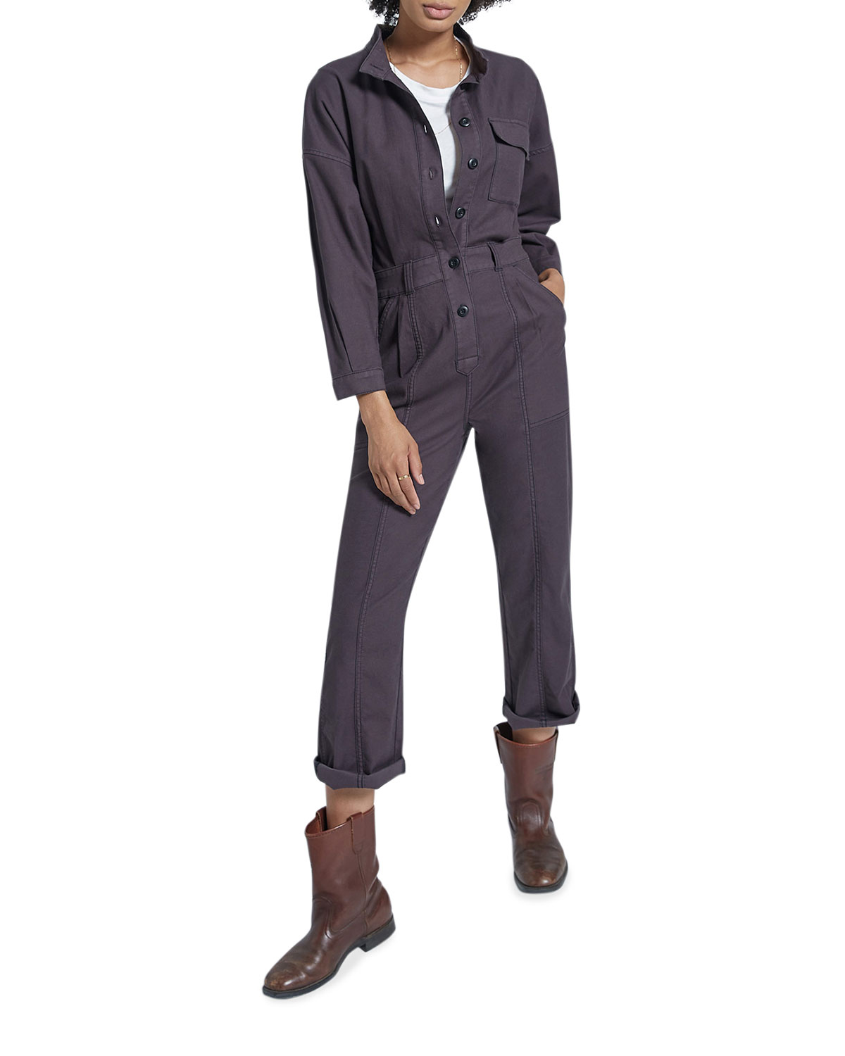 The Meta Coverall Jumpsuit